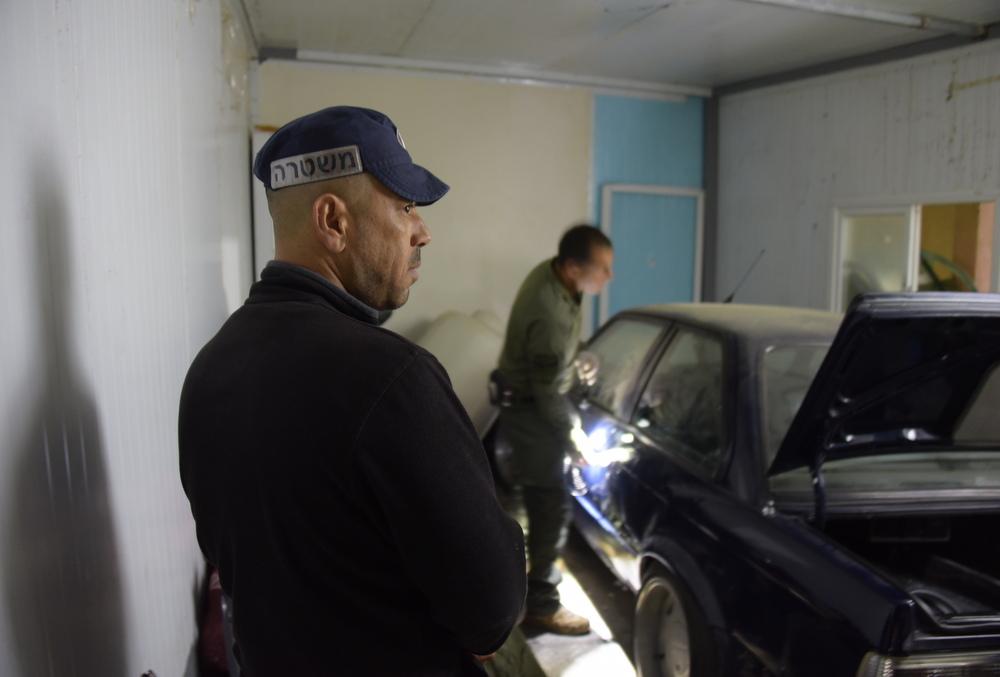 45 עצורים בחשד לסחר באמצעי לחימה וסמים