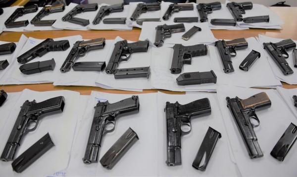 Полиция Израиля предотвратила контрабанду оружия на Севере Израиля