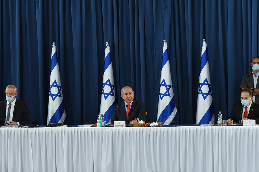 PM Netanyahu's Remarks at the Start of the Cabinet Meeting